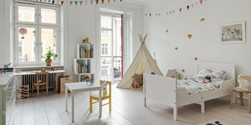 decoracion de una habitacion infantil