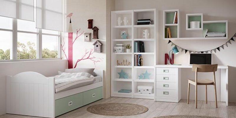 armarios habitacion de niño